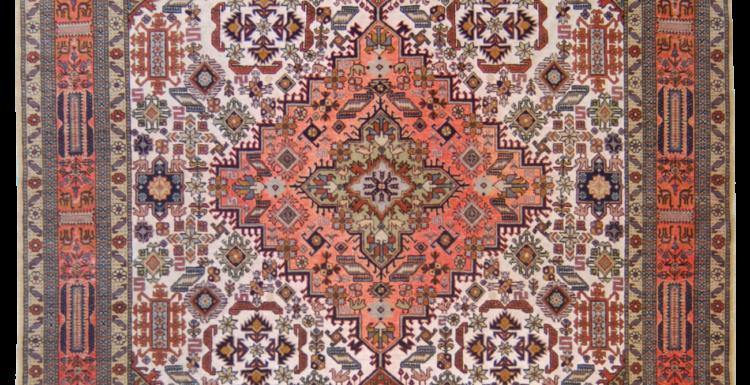 tappeto persiano nuovo