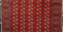 tappeto bukhara russo