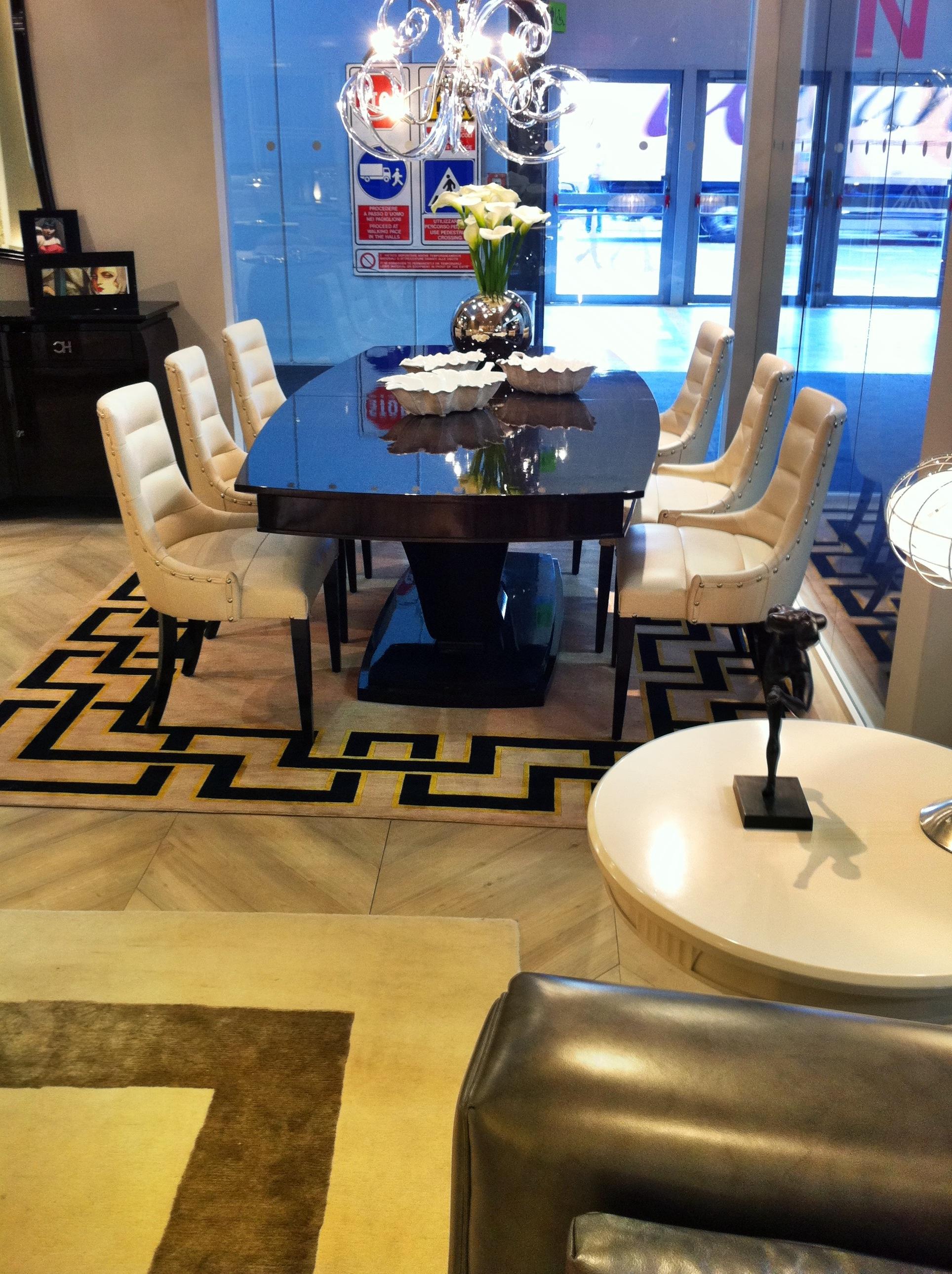 Expert audio tappeti per salone for Benuta tappeti moderni