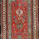 Tappeto Kazak Bordjalou