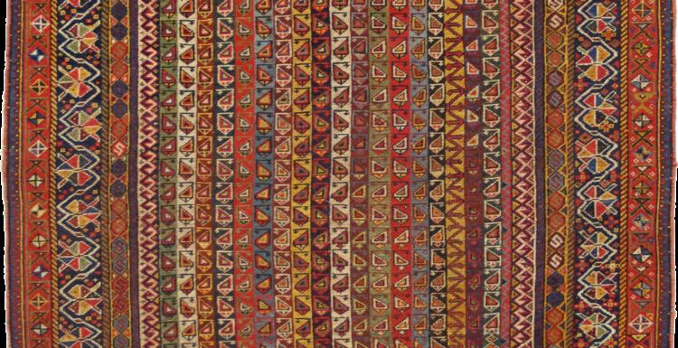 tappeto qashqai persiano