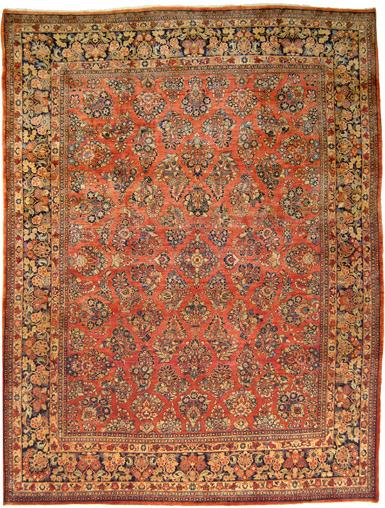 Tappeto persiano Saruk