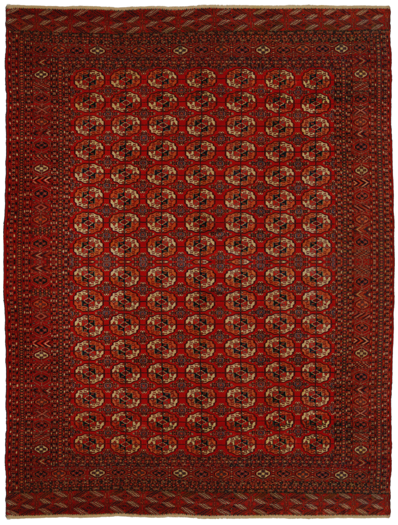 tappeto bukhara grande