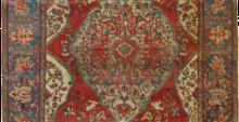 tappeto sultanabad persiano