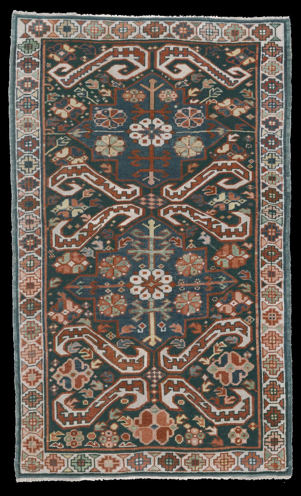 tappeto bidjou caucasico