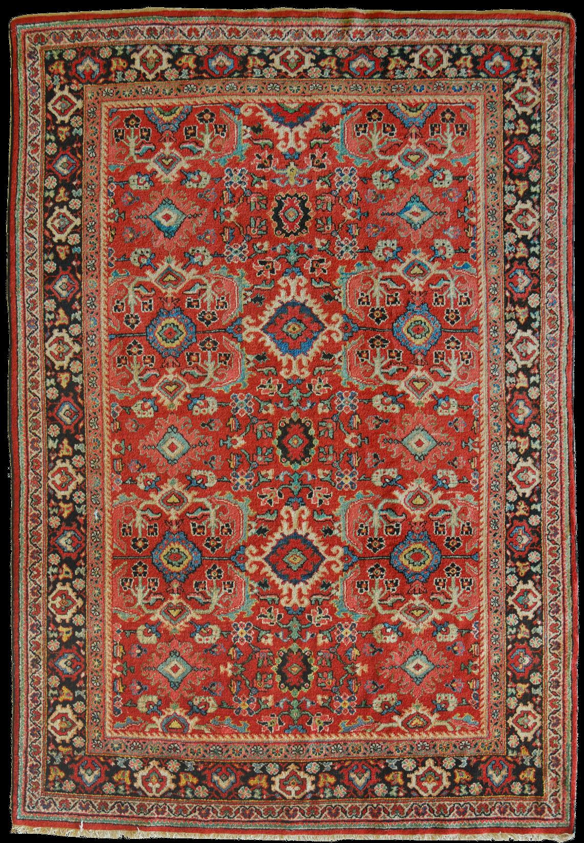 Mahal tappeto persiano