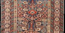tappeto caucasico prepedil