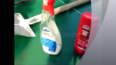 prodotti necessari per lavare un tappeto