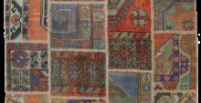 tappeto patchwork turchia