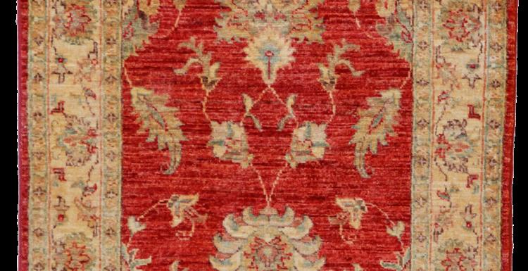 tappeto agra rosso