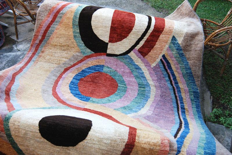 tappeto optical