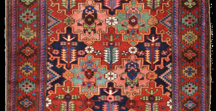 tappeto baktiari persiano
