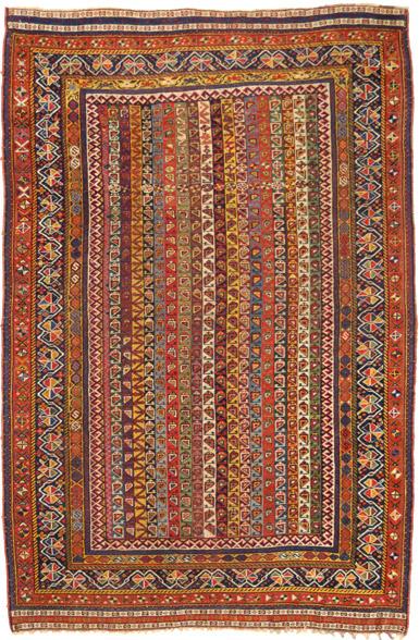 Qashqai tappeto