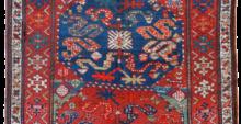 tappeto karabagh caucasico