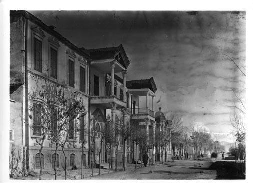 Vecchia Teheran
