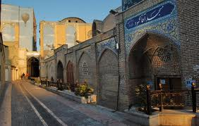 Teheran la città i tappeti