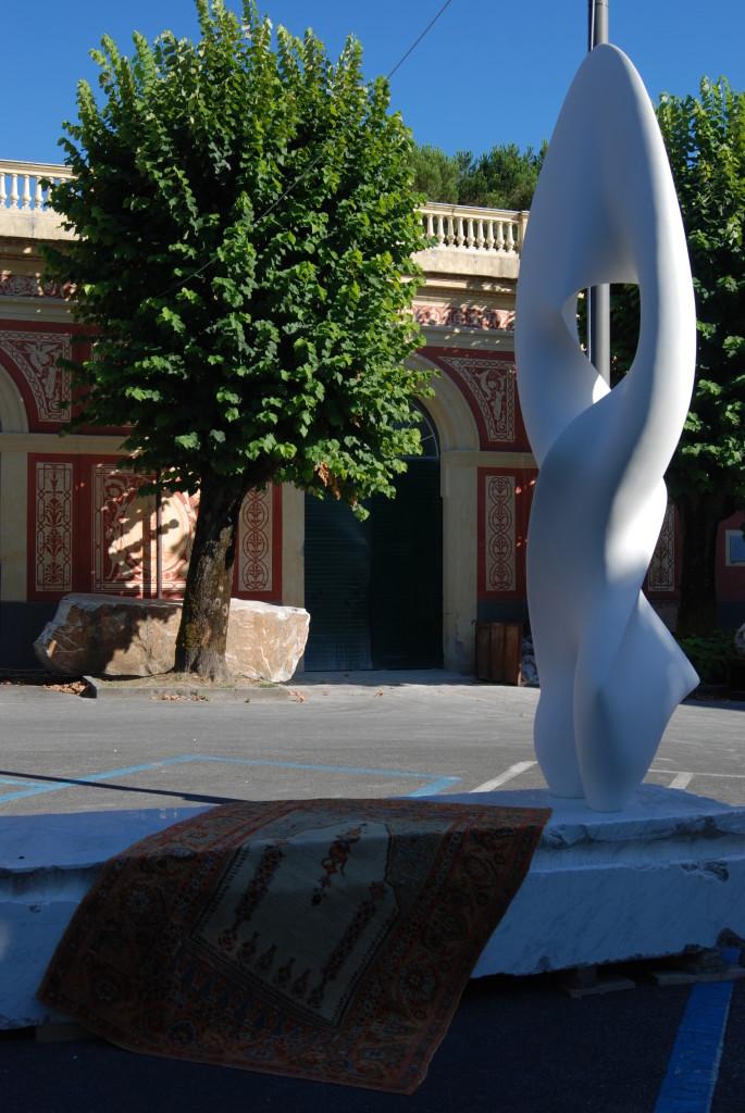 In Piazza san francesco
