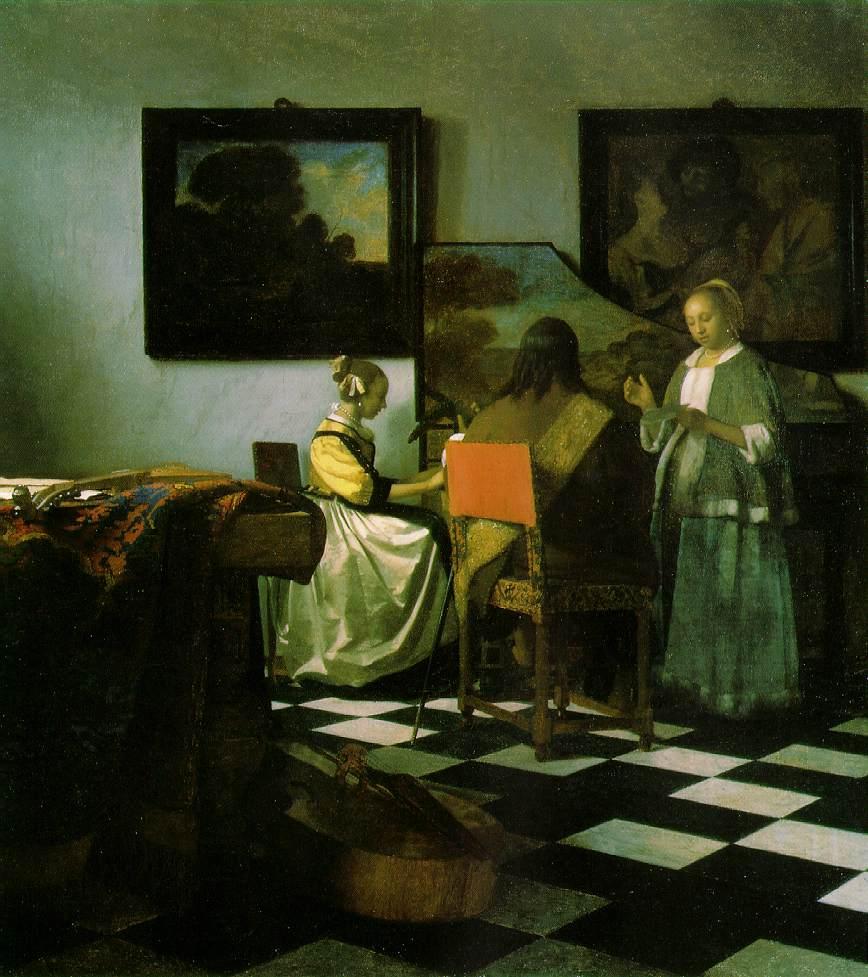 Lezioni di musica Vermeer
