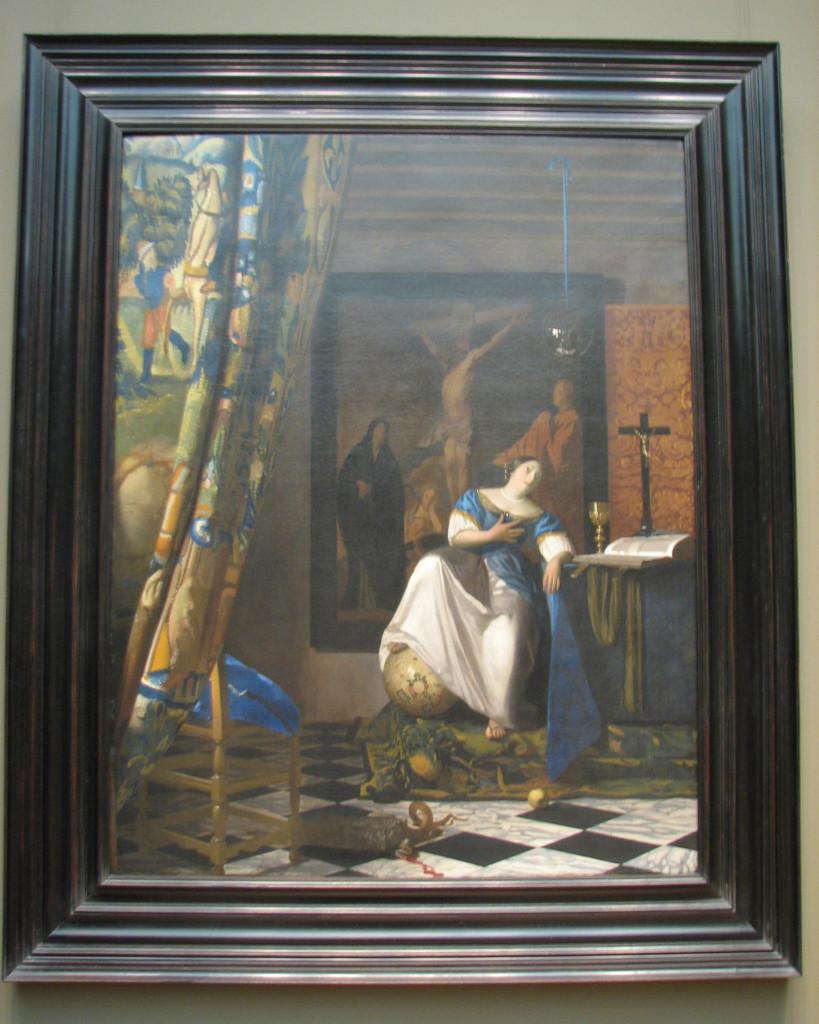 Allegoria alla fede cattolica