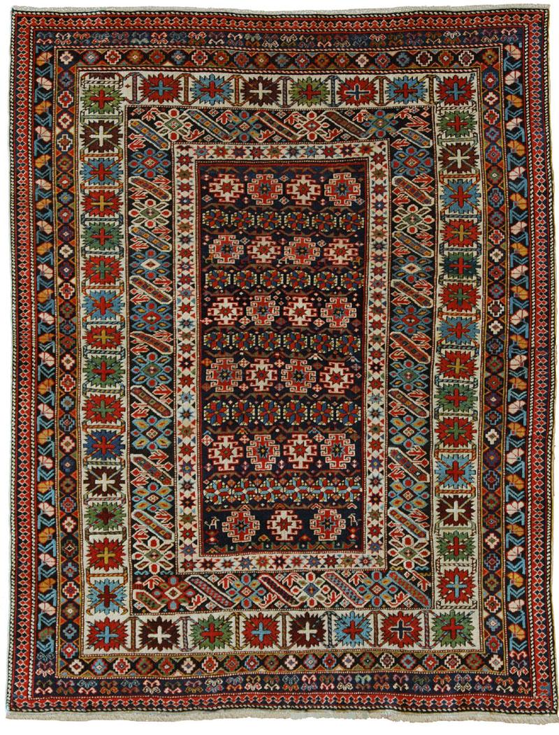 Tappeti caucasici antichi pannelli termoisolanti - Tappeti persiani antichi ...