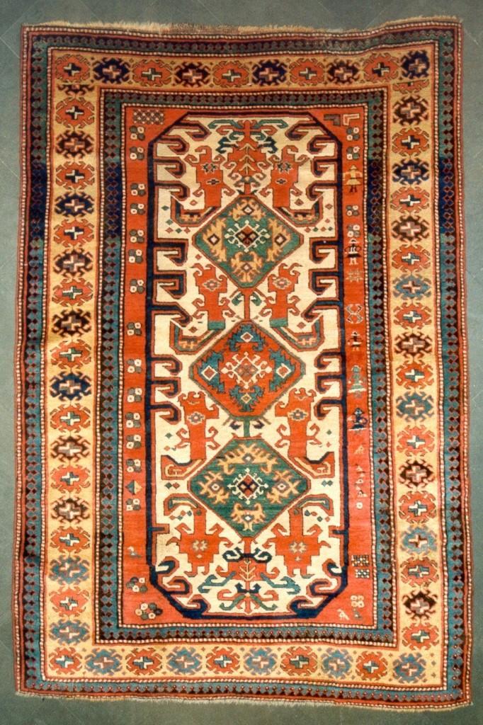 Kazak a draghi metà del XIX secolo