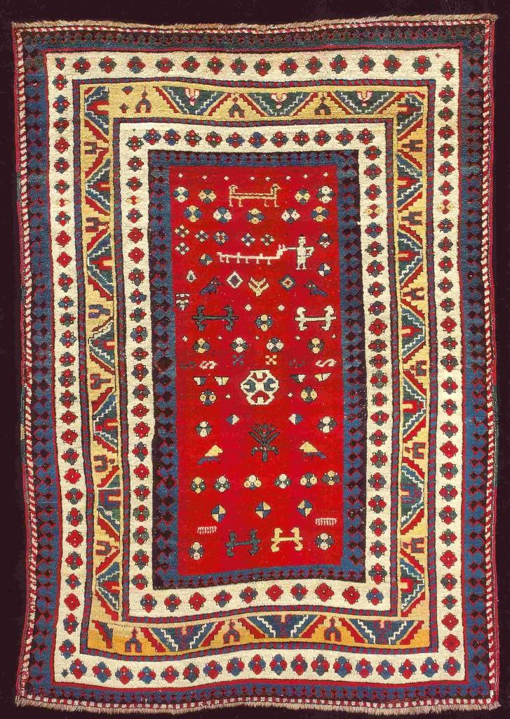 Kazak metà XIX sec.