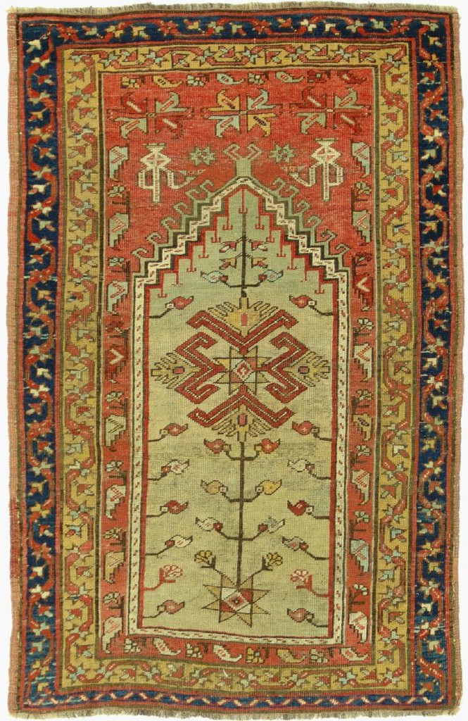 Malatya cm. 80 x 128 fine XIX sec.
