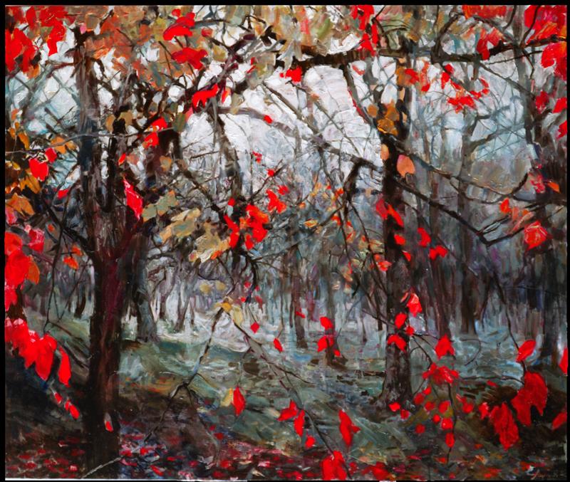 Autumn landscape 135x160-2014