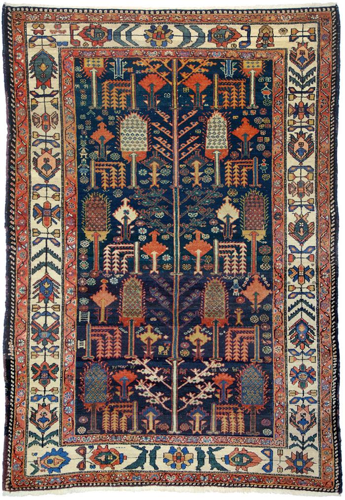 Bakhtiari antico