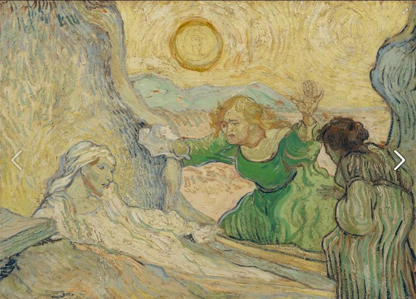 Vincent Van Gogh 1890 Van Gogh Museum , Amsterdam