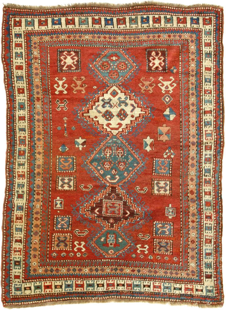 kazak tappeto