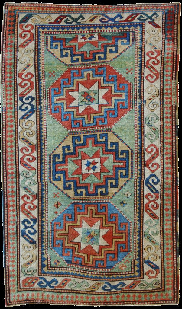 kazak caucasico antico