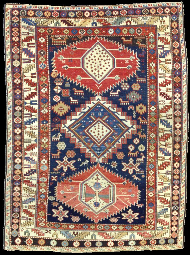 tappeti shirvan caucasico