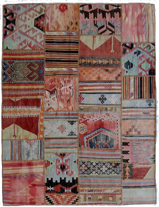 Patchwork di tappeti