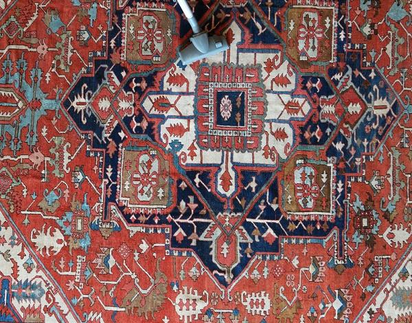 aspirapolvere per il tappeto