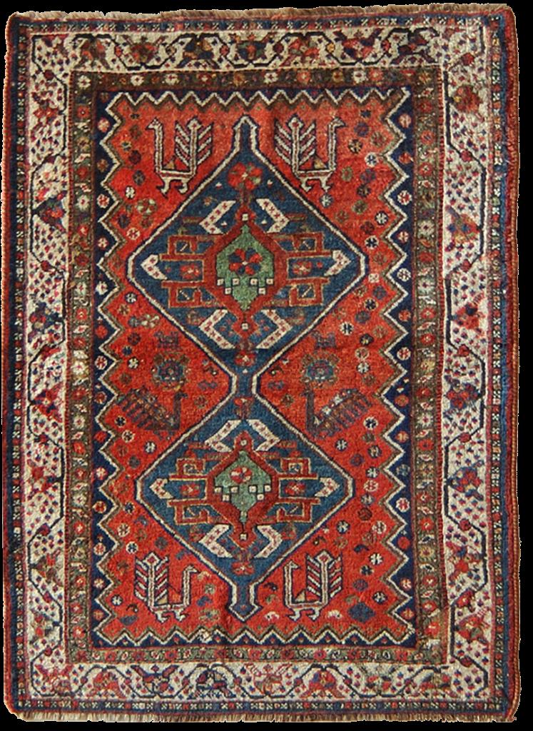 tappeto shiraz persiano