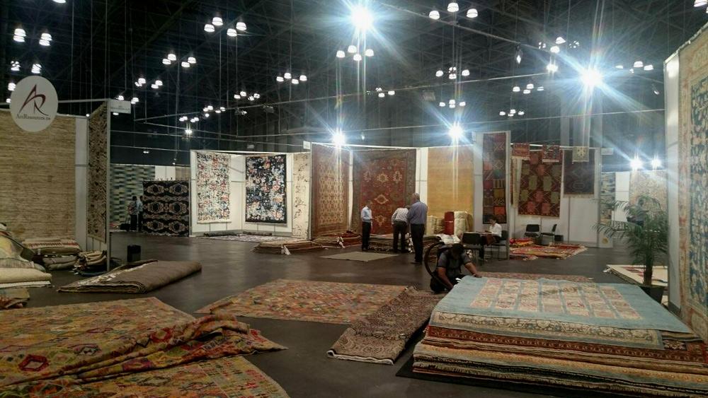 Morandi Tappeti al Rug Show di New York