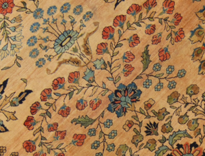 Dettaglio Persiano Antico Sarouk