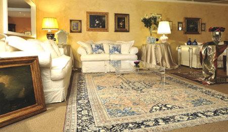 Come posizionare il tappeto morandi tappeti blog - Come pulire i tappeti in casa ...