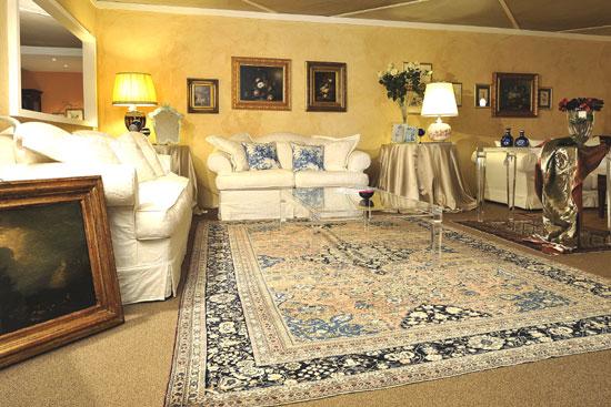 Arredare con i tappeti in armonia morandi tappeti - Tappeti immagini ...