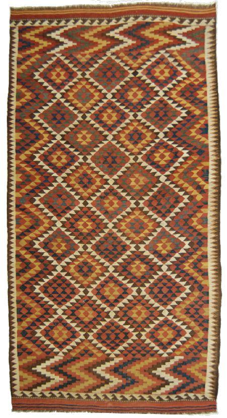 Shassavan Curdo Geometrico