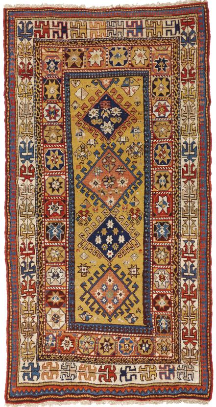 Tappeto Kazak Geometrico