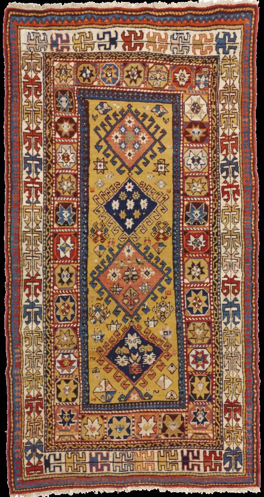tappeto kazak caucasico