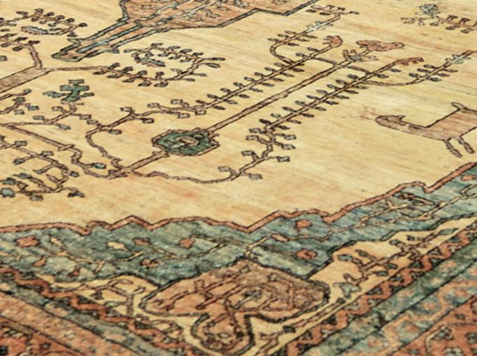 Tappeti Orientali: le Regioni di Provenienza