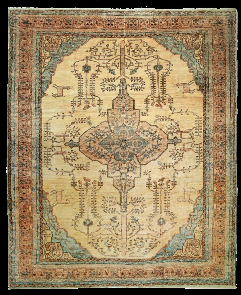 tappeto uzbeco