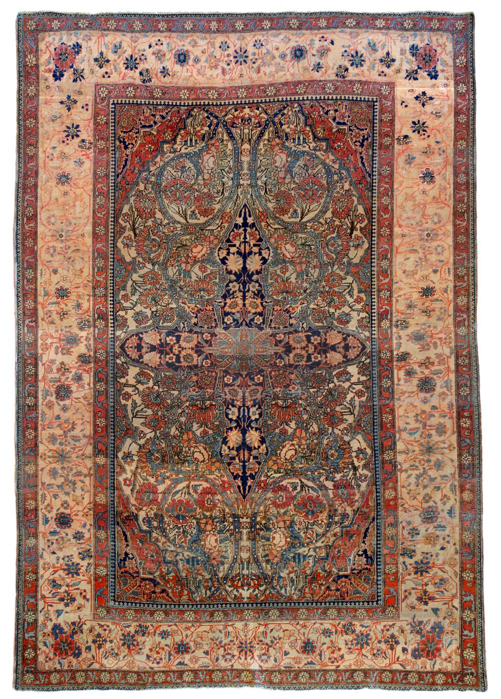 La tradizione dei tappeti persiani morandi tappeti - Valore tappeto persiano ...