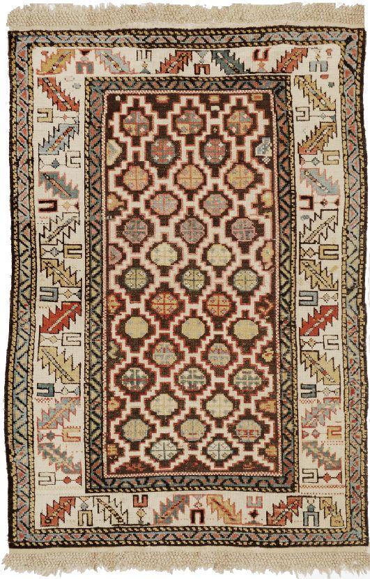 tappeto caucasico antico