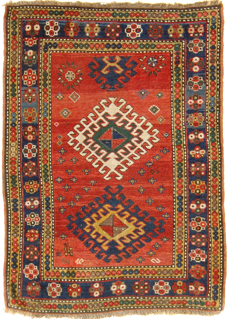 kazak tappeto caucasico