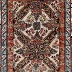 Geometrie e Colori nei Tappeti Caucasici Antichi