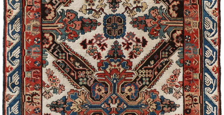 tappeto shirvan caucasico